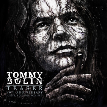 Tommy Bolin  - Teaser 40th Anniversary Vinyl Edition Box Set